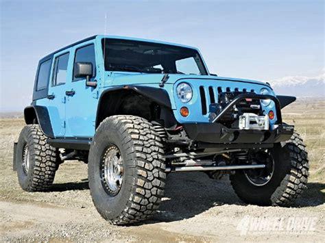 lifted jeep blue lifted blue jeep wrangler www imgkid com the image kid