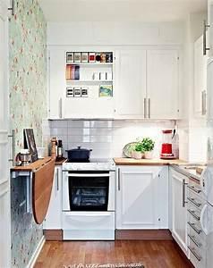 21, Space, Saving, Kitchen, Island, Alternatives, For, Small, Kitchens