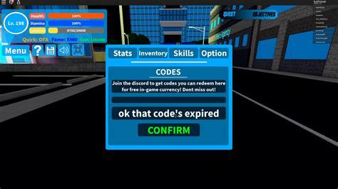All Boku No Roblox (remastered) Codes!