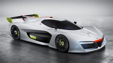Chiron Carry Build by Mahindra Pininfarina Ev Start Up To Build Bugatti Chiron