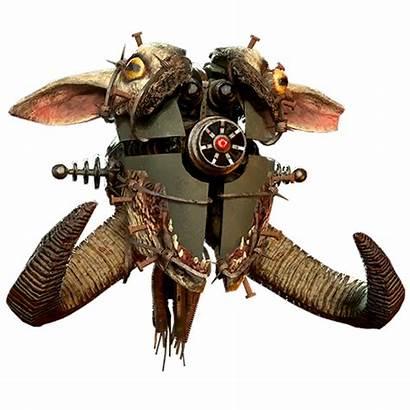 Fallout Assaultron Head Imposter Fandom Atomic