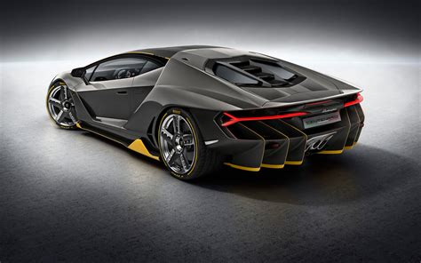 2016 Lamborghini Centenario Lp 770 4 4 Wallpaper