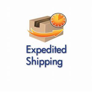 Expedited Shipping Within USA Only