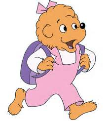 Berenstain Bears Halloween Book by Bears Berenstain On Pinterest Dover Publications Bears