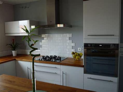 cr馘ence cuisine castorama castorama carrelage metro blanc maison design bahbe com