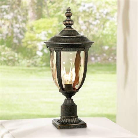 outdoor post lights lamp post light fixtures lamps