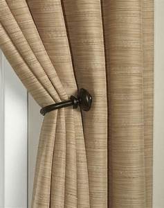 curtain holdback furniture ideas deltaangelgroup With how to install curtain holdbacks
