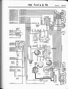 1969 Ford Electric Choke Wiring