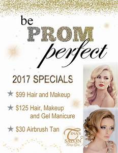 Hair And Makeup Prom Specials Mugeek Vidalondon