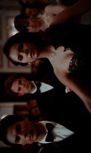 Damon Salvatore and Elena Gilbert Delena Lockscreen #Damon ...