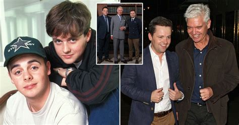 Ant and Dec's most scandalous revelations in new book from ...