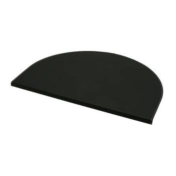 office desk pads leather arch design semi round leather desk pad for office buy