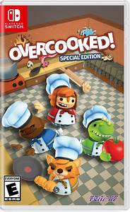 Overcooked Special Edition Release Date Switch