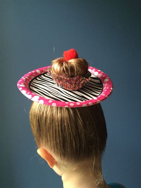 Crazy Hair Day Cupcake My Style Coiffure Cheveux