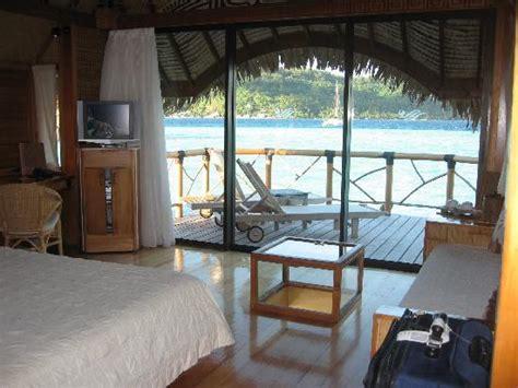 chambre sur pilotis maldives chambre premium sur pilotis picture of bora bora pearl