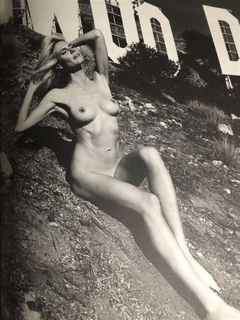 Heidi Klum Nude 17 Photos Thefappening