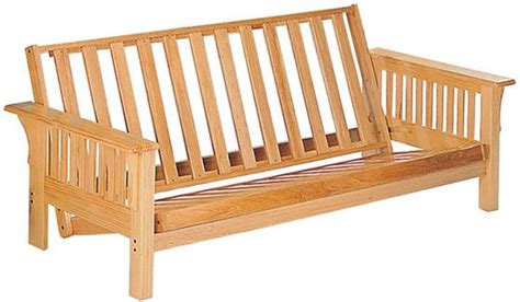 1000+ Ideas About Futon Bed Frames On Pinterest