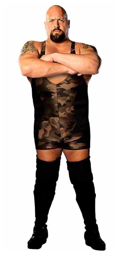 Wwe Transparent Background Raw Bigshow Superstars Wrestling
