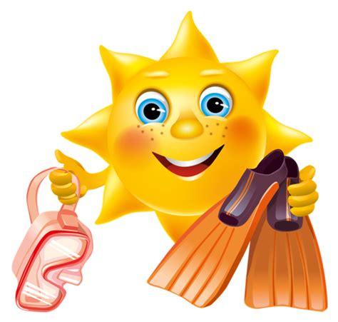 sunny summer day nancy summer fun emoji