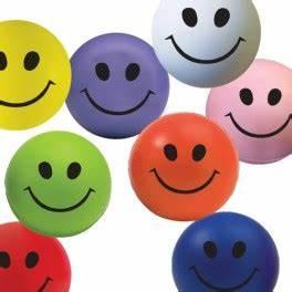 Jeux Anti Stress : balle antistress smiley happy gift ~ Melissatoandfro.com Idées de Décoration
