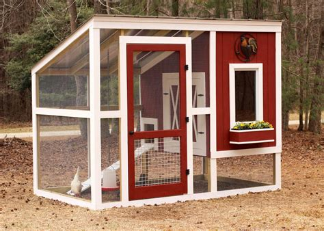 Backyard Chicken Coop Designs by How To Build A Backyard Chicken Coop Hgtv