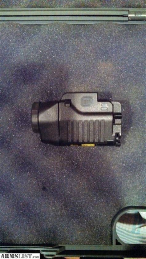 glock tactical laser and light armslist for sale trade glock tactical light laser combo