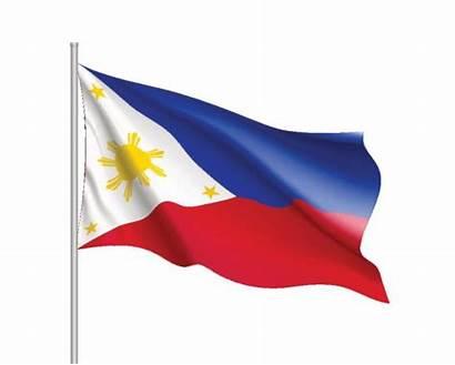 Vector Filipino Flag Clip National Philippines Illustrations