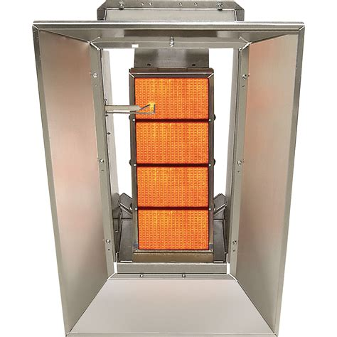 Sunstar Heating Products Infrared Ceramic Heater — Ng