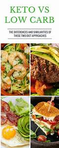 Keto Vs Low Carb  How Do The Diets Differ
