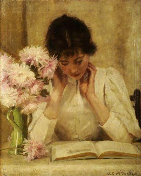 reading girl alexander   duncan  scotland