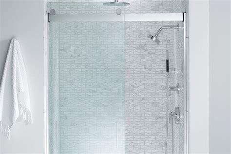 kohler levity sliding shower door product levity kohler residential architect bath doors 8820