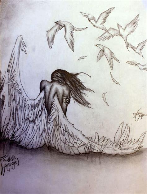 Best 25+ Fallen Angel Art Ideas On Pinterest  Drawings Of