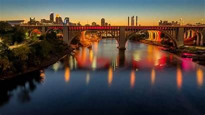 Minneapolis Backiee Landscape