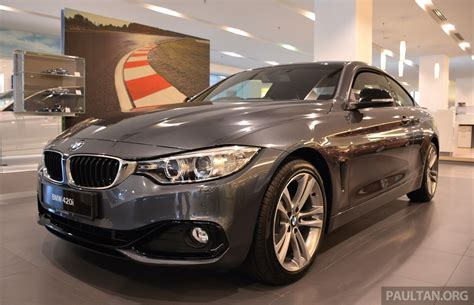 Bmw 420i Coupe Launched In Malaysia  From Rm300k
