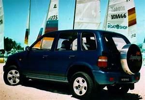 Used Kia Sportage Review  1996