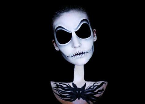 chaise tete de mort maquillage tête de mort