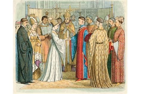 Love And Marriage In Tudor England  History Extra