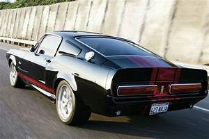 1968 Ford Mustang Fastback Black Mamba! | Muscle Cars Zone!