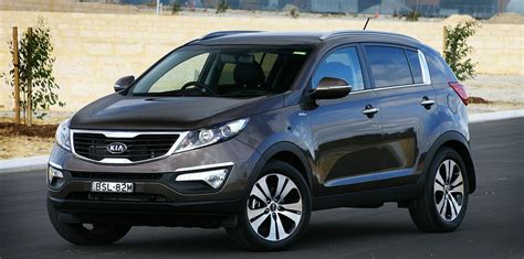 Articles Tagged With Kia Sportage Review