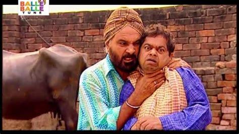 Punjabi Comedy Scenes Khajana Chhadeyan Da Latest