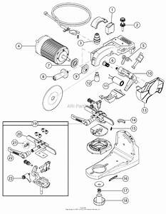 Oregon Forestry Accessories Parts Diagram For Parts For