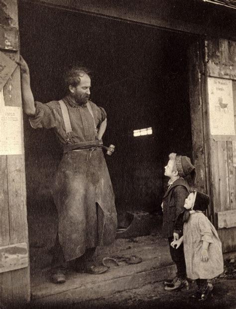 blacksmith   shorpy historical