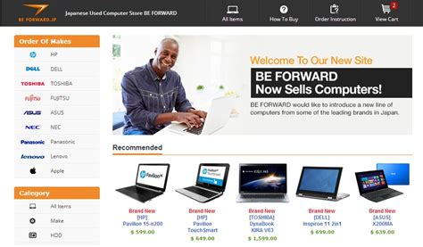 Now You Can  Ee  Buy Ee   Laptops From Beforward Techzim