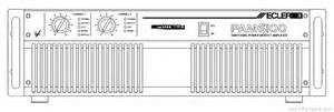 Ecler Pam6100 - Manual