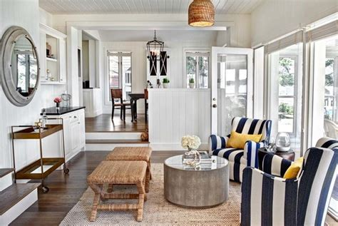 20 Nautical Home Decorations In The Living Room