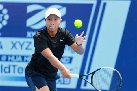 นักหวดสาวไทยสุดต้านคัดเลือกเทนนิสอาชีพแคล-คอมพ์ฯ ที่หัวหิน ...