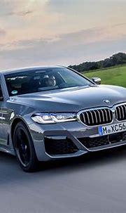 BMW 545e xDrive hybrid review   DrivingElectric