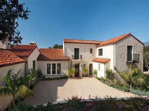 Bloombety  Spanish Style Ranch Homes With Great View