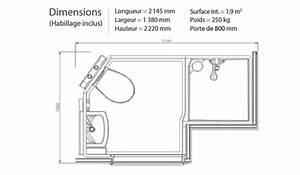 Salle D Eau 3m2 : plan petite salle d eau ro13 jornalagora ~ Dailycaller-alerts.com Idées de Décoration