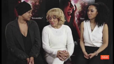 feet  stardom interview  darlene love lisa